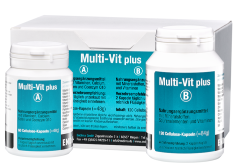 Multi-Vit plus, Kombipackung