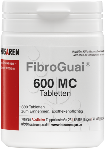 FibroGuai® 600 MC, 300 Tabletten