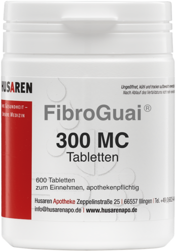 FibroGuai® 300 MC, 600 Tabletten